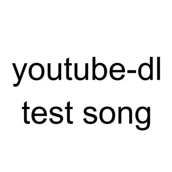 "youtube-dl test song ""'/\ä↭ cover art"