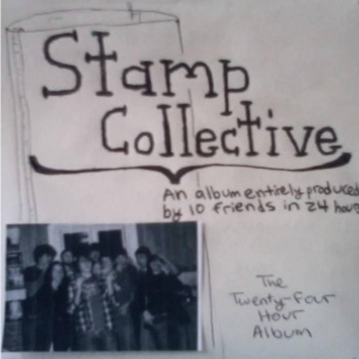 The Twenty-Four Hour Album cover art