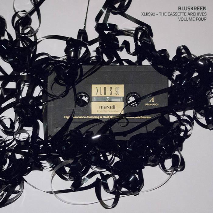 XLIIS90 - The Cassette Archives (Volume Four) cover art