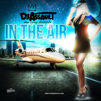 In The Air cover art