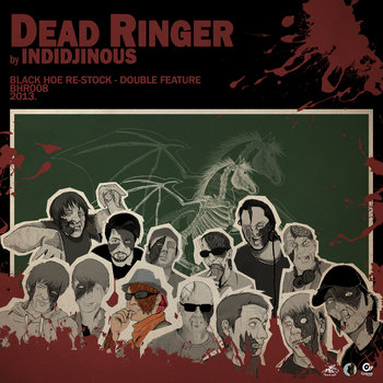 Dead Ringer (re-stock, double feature) cover art