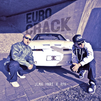 EURO CRACK INSTRUMENTALS cover art
