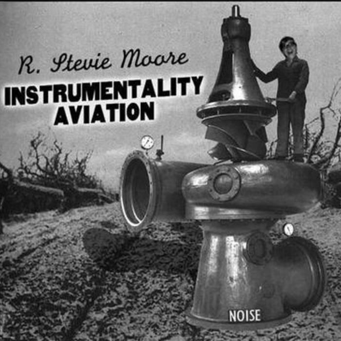 Instrumentality/Aviation cover art