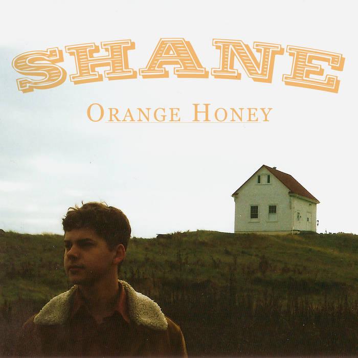 Orange Honey cover art