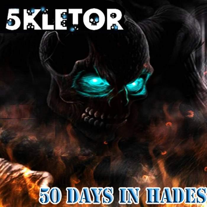 50 Days In Hades cover art