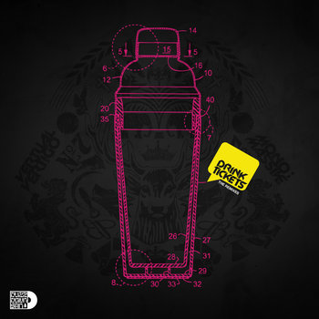 Drink Tickets Remixed cover art
