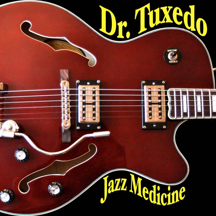 Jazz Medicine cover art