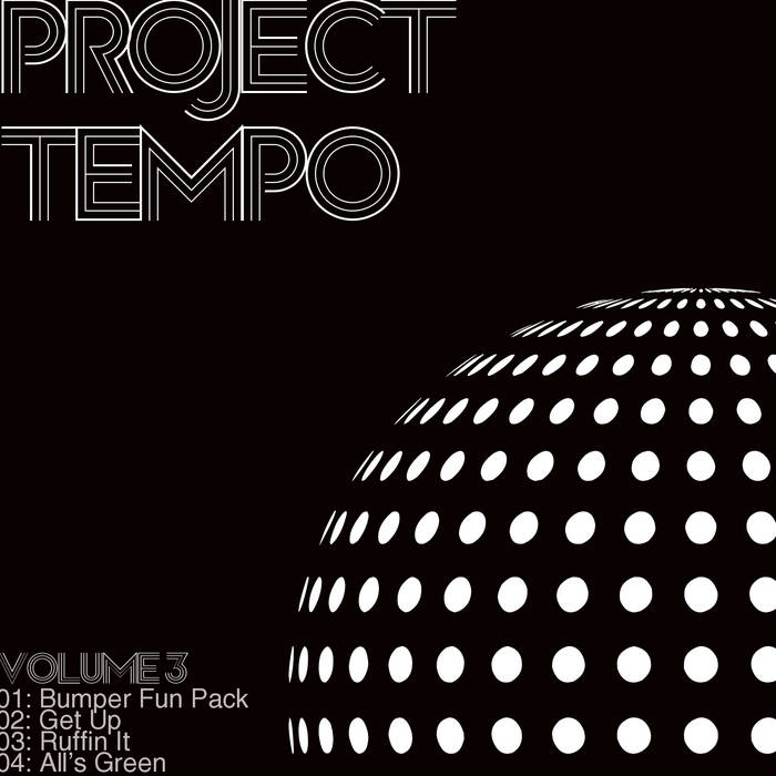 Project Tempo Vol3 cover art