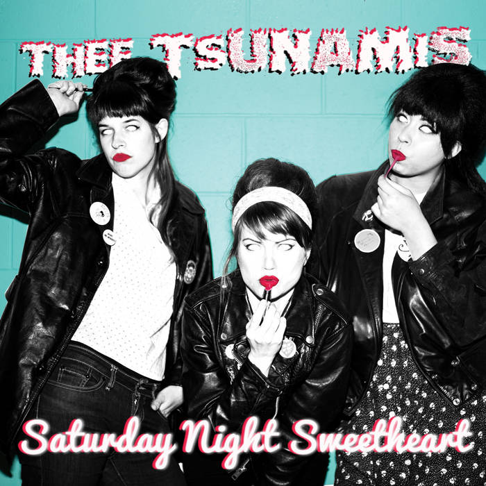 Saturday Night Sweetheart cover art