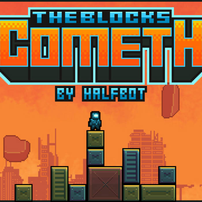 The Blocks Cometh cover art
