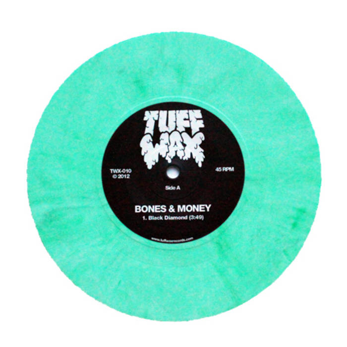 "TWX​-​010: Aberdeen Truth Vol. 4 - Bones & Money 7"" cover art"