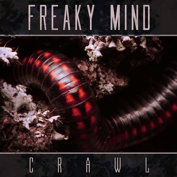 Crawl EP cover art