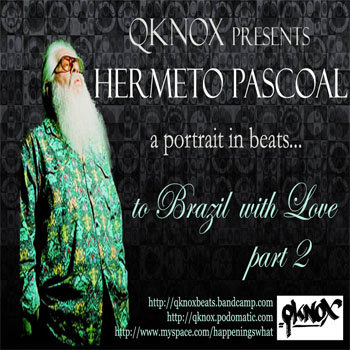 To Brazil with Love pt.2 Hermeto Pascoal cover art