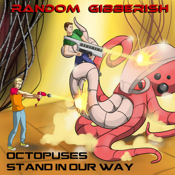 OCTOPUSES STAND IN OUR WAY! cover art