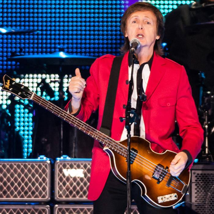 Aniversario 73 de Paul McCartney cover art