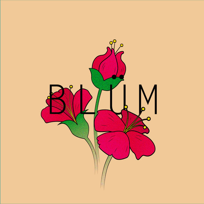 BLÜM EP cover art