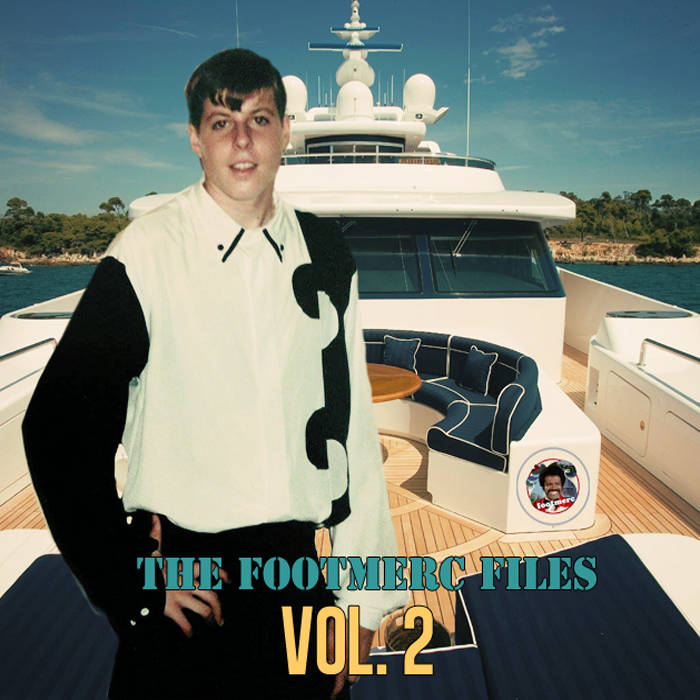 The FootMerc Files Vol. 2 cover art