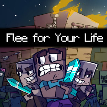 Flee For Your Life cover art