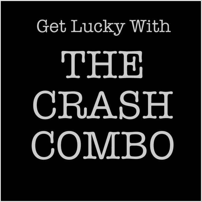 Get Lucky with The Crash Combo cover art