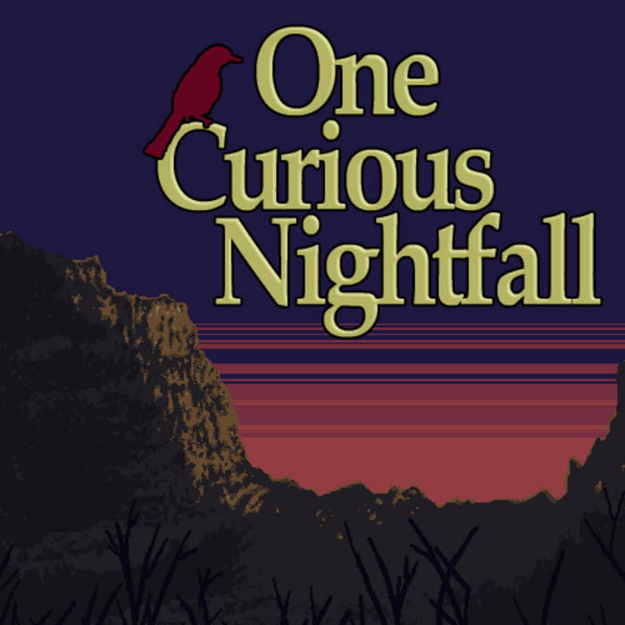 One Curious Nightfall OST cover art