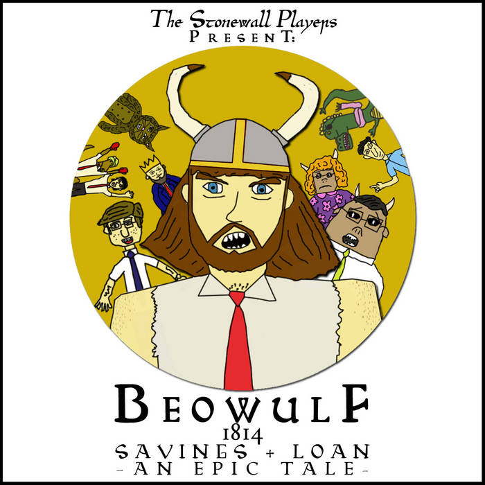 Beowulf 1814: Savings & Loan cover art
