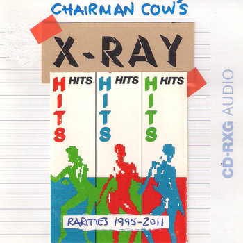 X-Ray Hits (Rarities 1995-2011) cover art