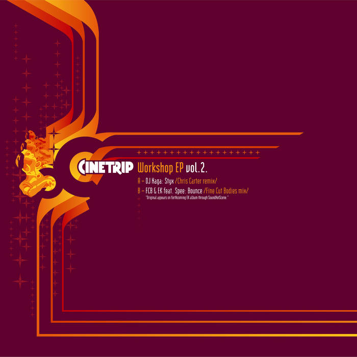Cinetrip Workshop EP Vol.2. cover art