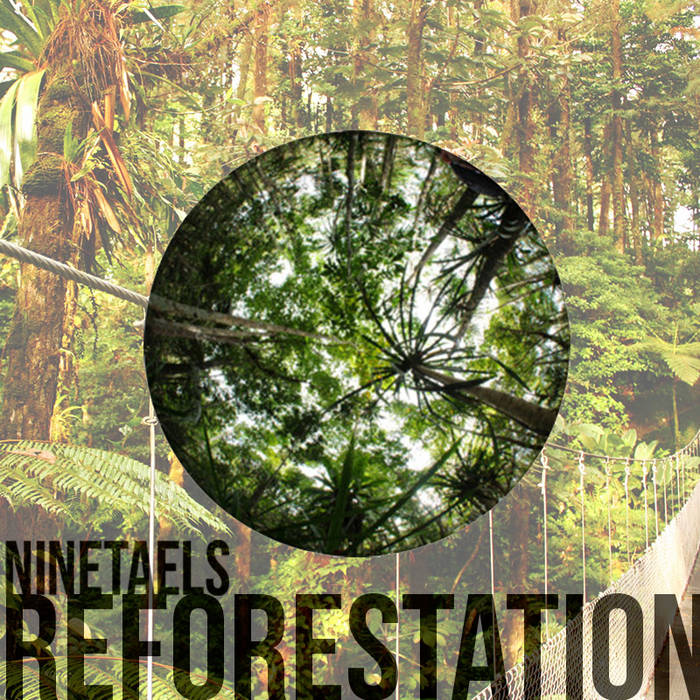 Reforestation//Cratebase II cover art