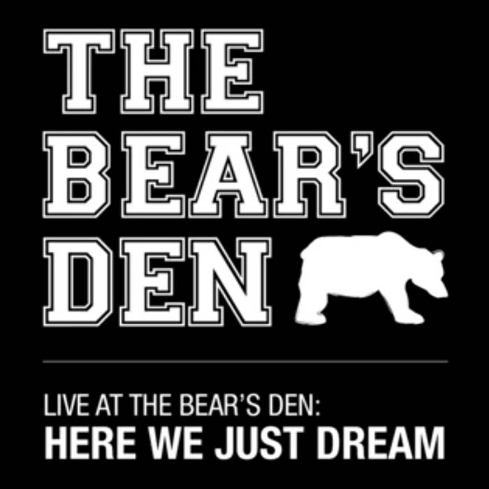 Live at The Bear's Den cover art