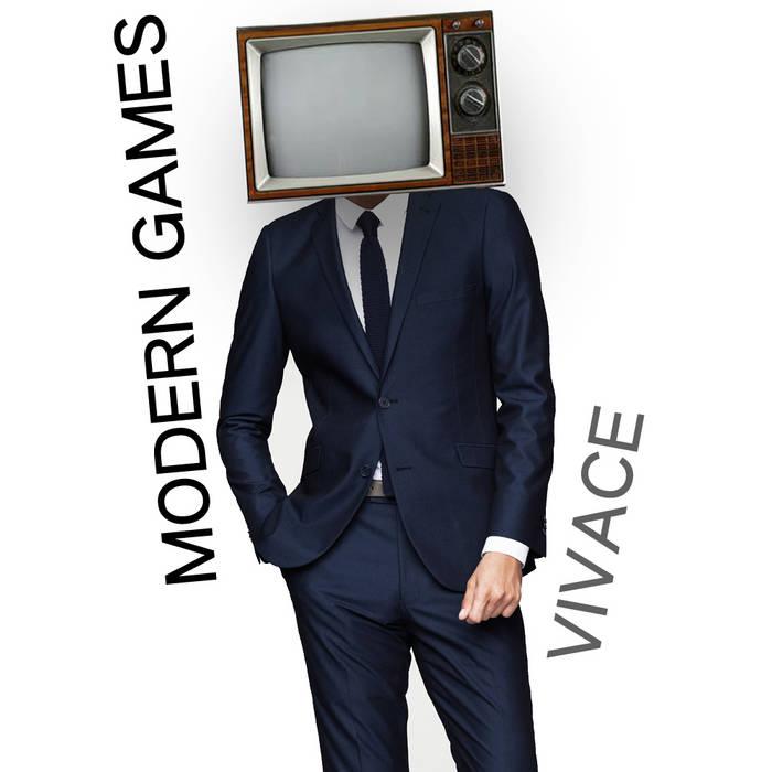 Modern Games - Single cover art