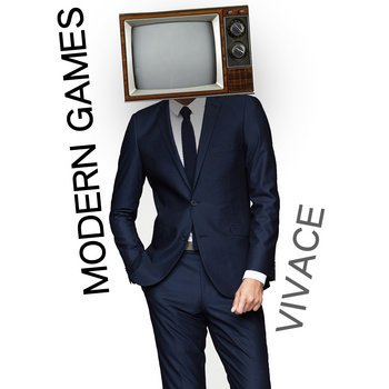 Modern Games - Single cover art