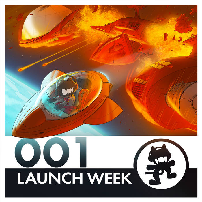 Monstercat 001 - Launch Week cover art