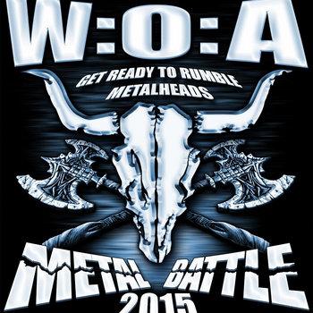 Wacken Metal Battle Canada Compilation Vol. 3 cover art