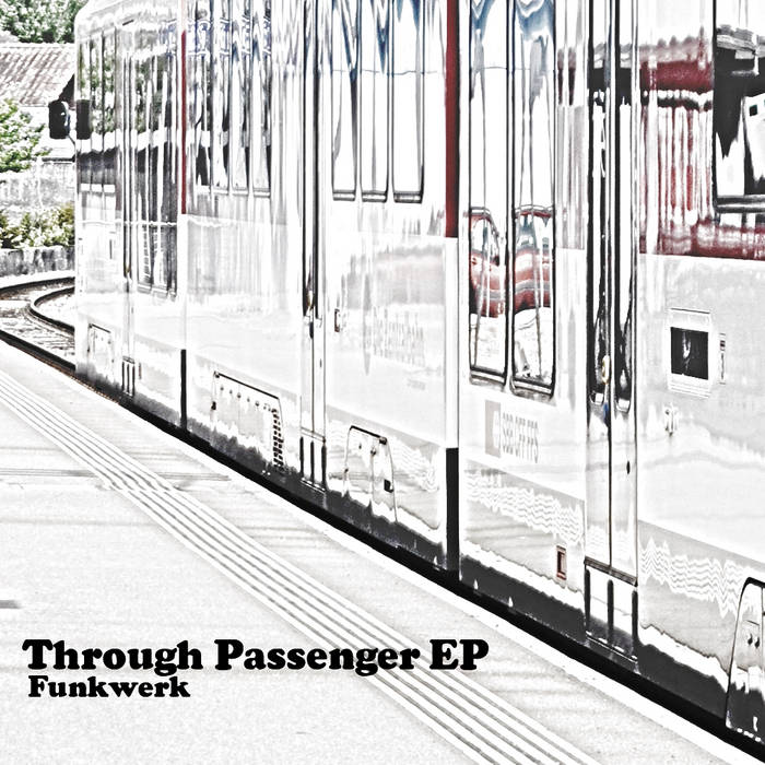Through Passenger EP cover art