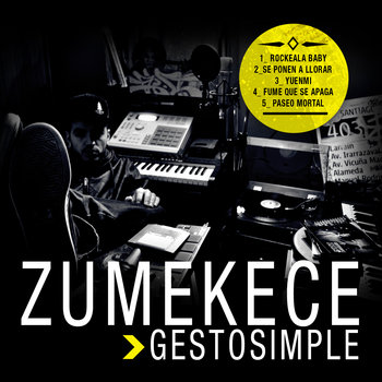 ZUMEKECE cover art