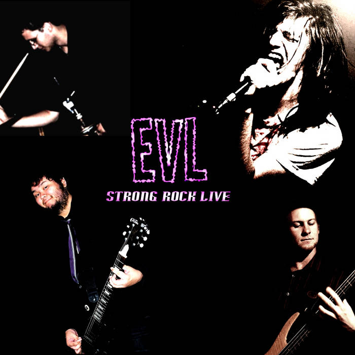 Strong Rock: LIVE! cover art