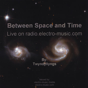 Between Time and Space cover art