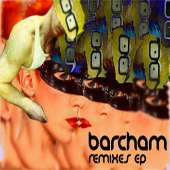 REMIXES EP cover art