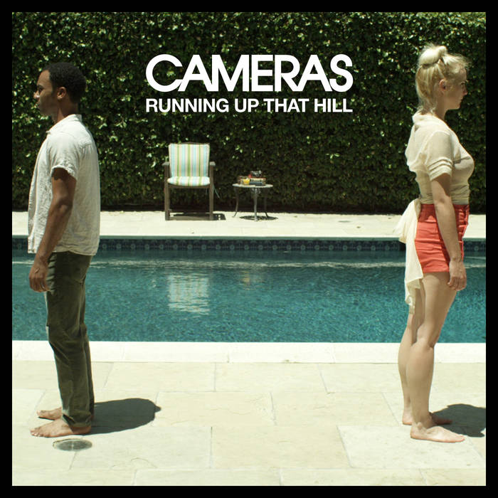 Running Up That Hill - Single cover art