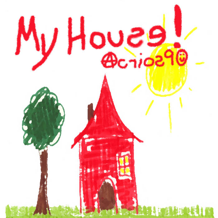 My House EP cover art