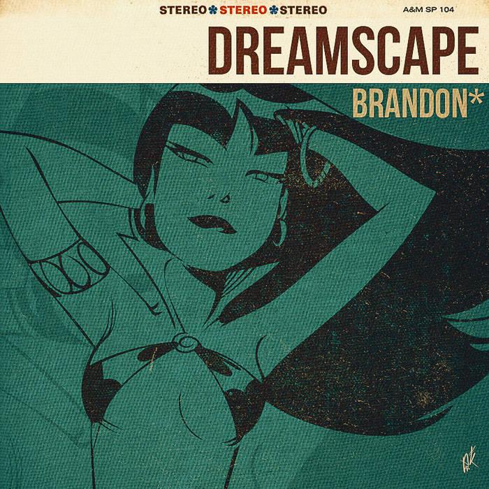 Dreamscape cover art