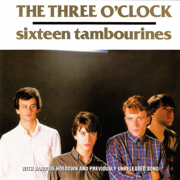 Sixteen Tambourines / Baroque Hoedown cover art