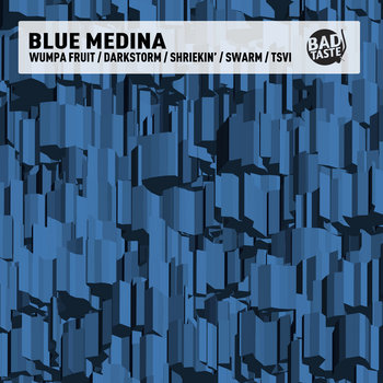 Blue Medina cover art