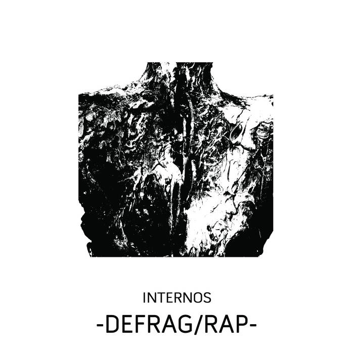 defrag/rap cover art