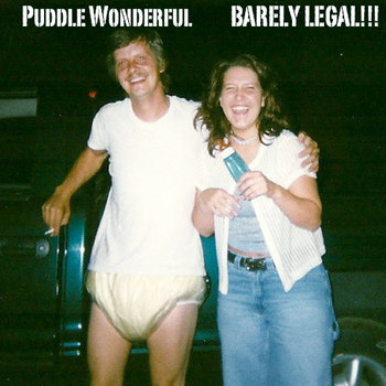 BARELY LEGAL!!! cover art