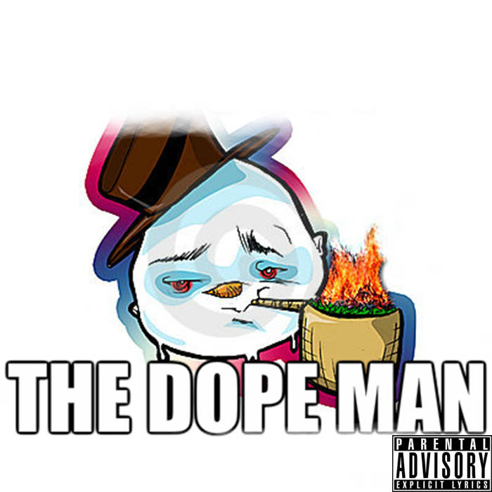 THE DOPE MAN cover art