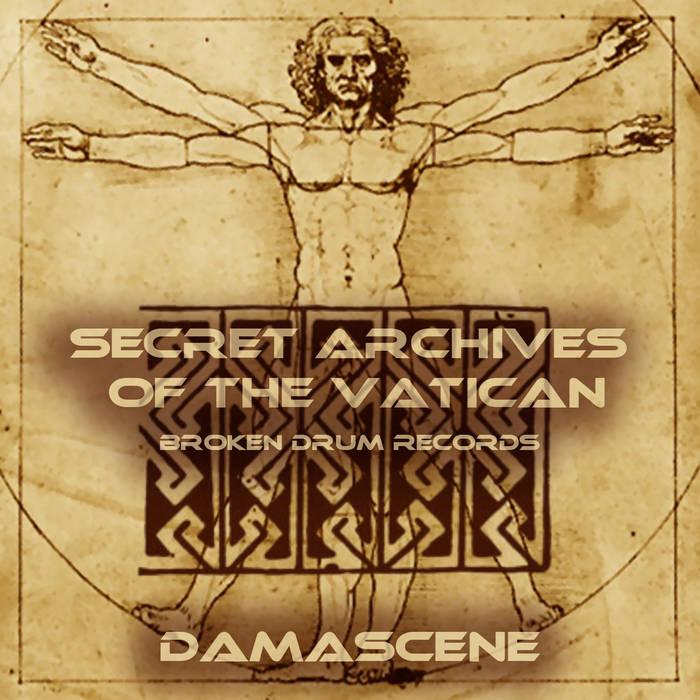 Damascene cover art