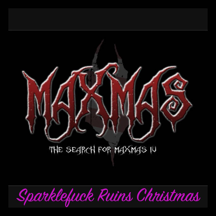 Sparklefuck Ruins Christmas cover art