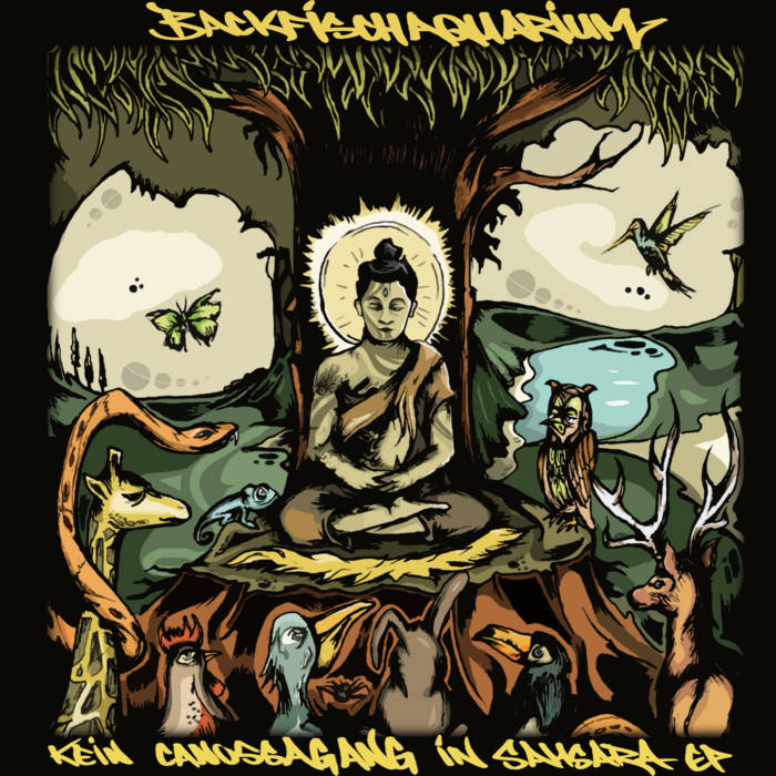 Kein Canossagang in Samsara EP cover art