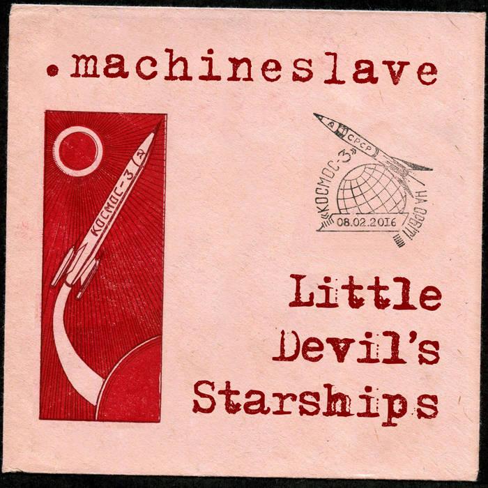 Little Devil's Starships cover art